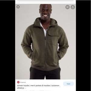 Lululemon Domain Jacket